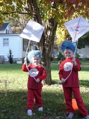 What Could be More Exciting than Thing 1 and Thing 2?