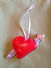 Mary's Heart, Pierced by a Sword