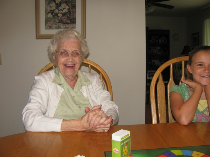 Memories: Gaming with The Lovely Nana