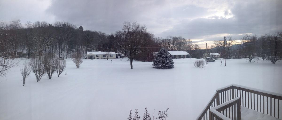 Essay on a Winter Landscape